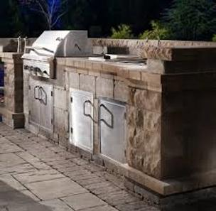 Outdoor Kitchen Builder Houston