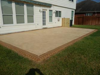 Exceptional Stamped Concrete Houston
