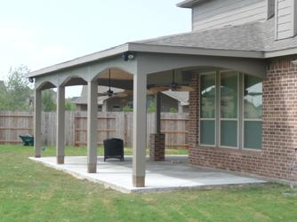 Houston Patio Cover Designs