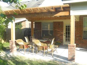 Great The U0027Johnsonu0027 Shade Arbor And Patio Cover
