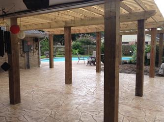Attractive Houston Decorative Concrete