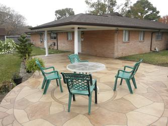 Houston Patio Rooms
