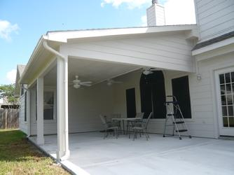 Covered Patio Pearland